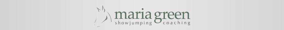Maria Green Showjumping and Coaching